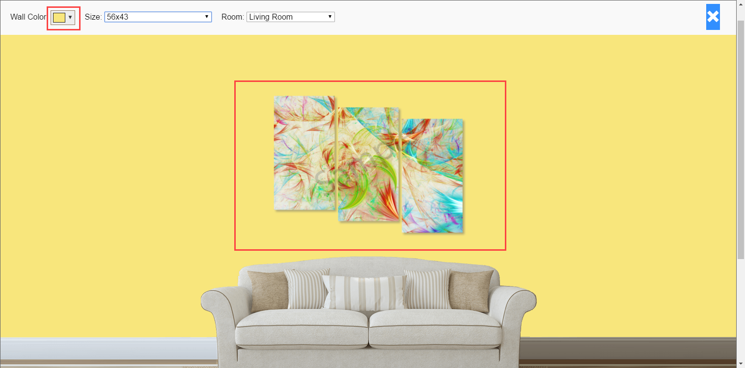 How To: Display Panel Art in the Wall Preview Tool – Support Center